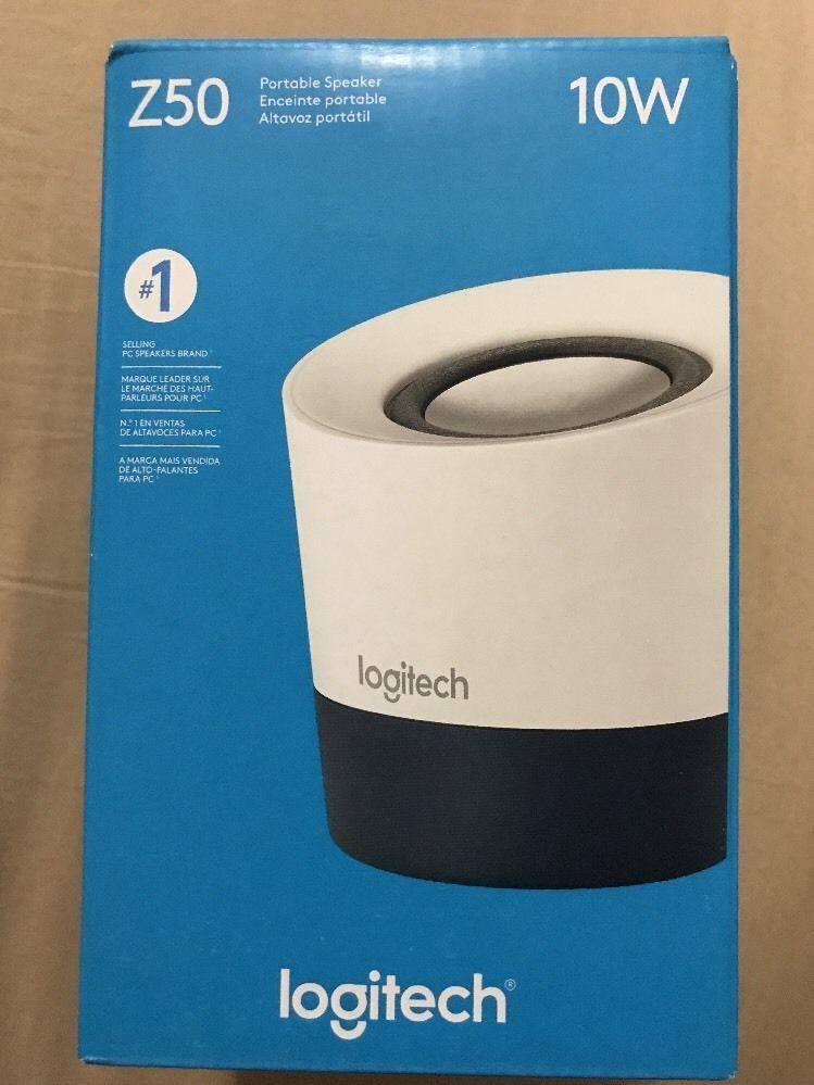 fbba5121574 Logitech® Z50 Multimedia Speaker, Gray 097855100290 #Logitech ...