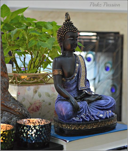 Buddhist Home Decor: Asian Inspired Décor, Buddha, Buddha Décor, Buddha