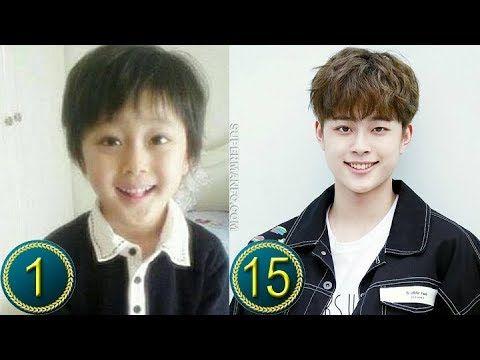 Pin By Superman Tv On Kpop Stars Pre Debut Childhood Seon Debut Olds