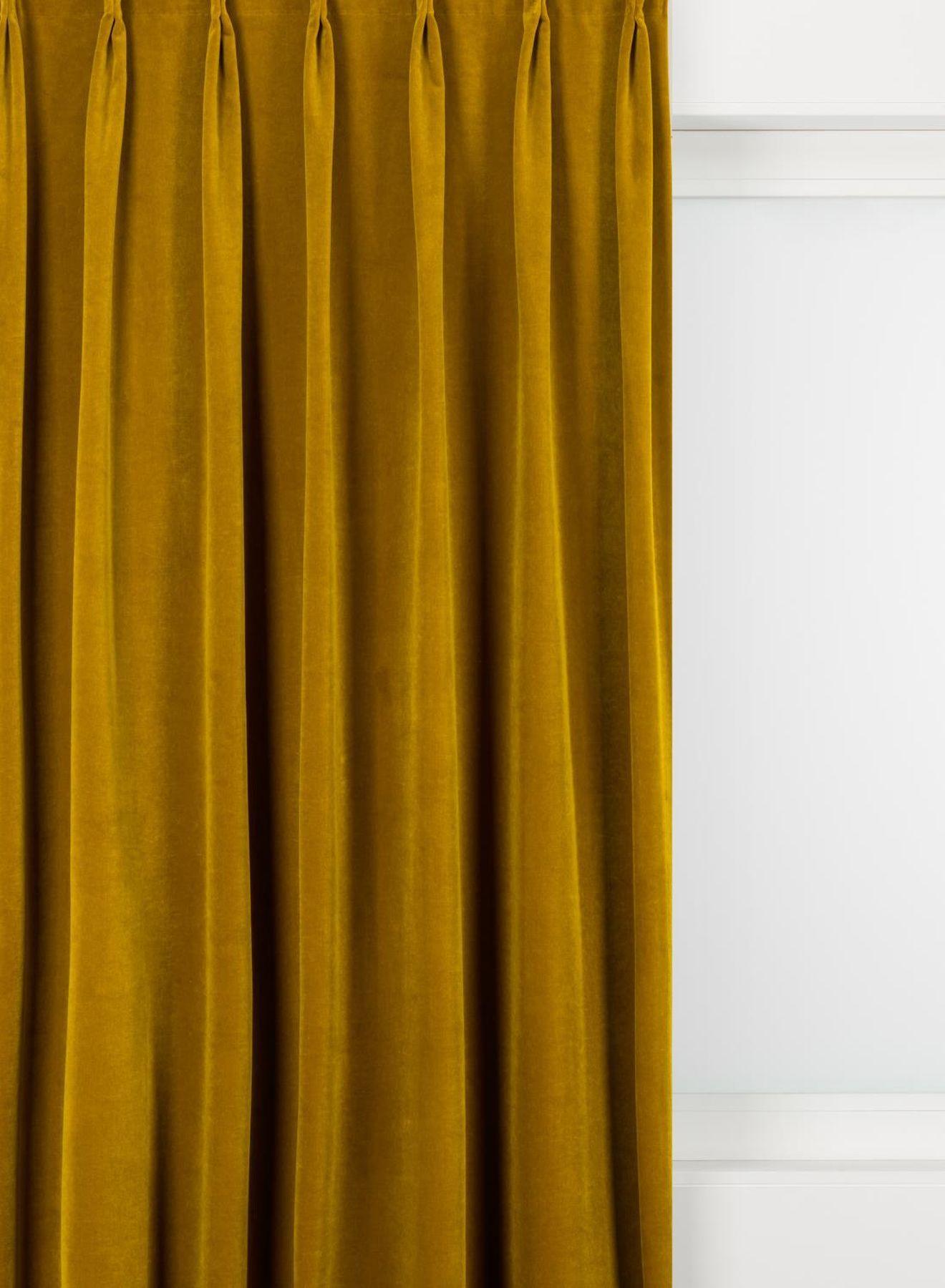 Gordijnstof velours | woonkamer | Pinterest