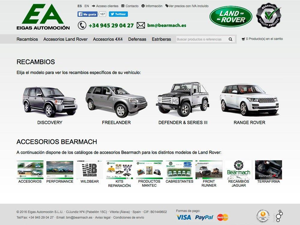 Tienes Un Vehiculo Marca Land Rover Y Quieres Conseguir Los