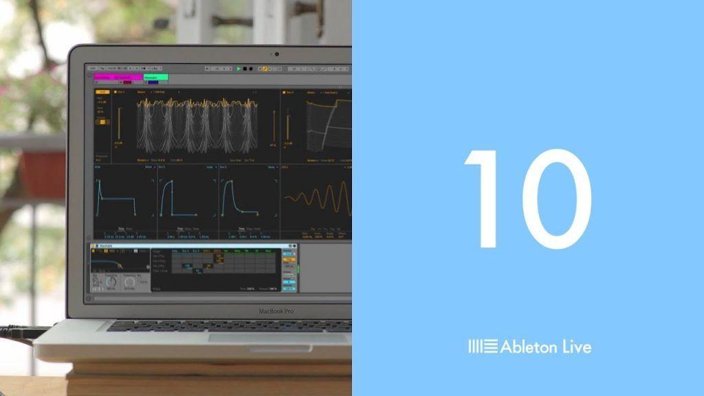 Ableton Live 10 0 1 Crack & License Code Full Version