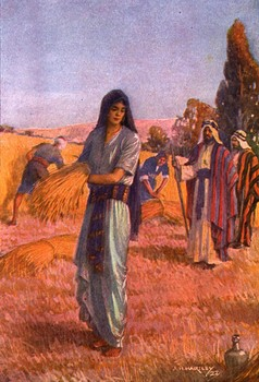Ruth  The name Ruth is a baby girl name.  Meaning  Hebrew Meaning:   The name Ruth is a Hebrew baby name. In Hebrew the meaning of the name Ruth is: Companion; friend; vision of beauty. In the Bible, Ruth the Moabitess was the great grandmother of King David