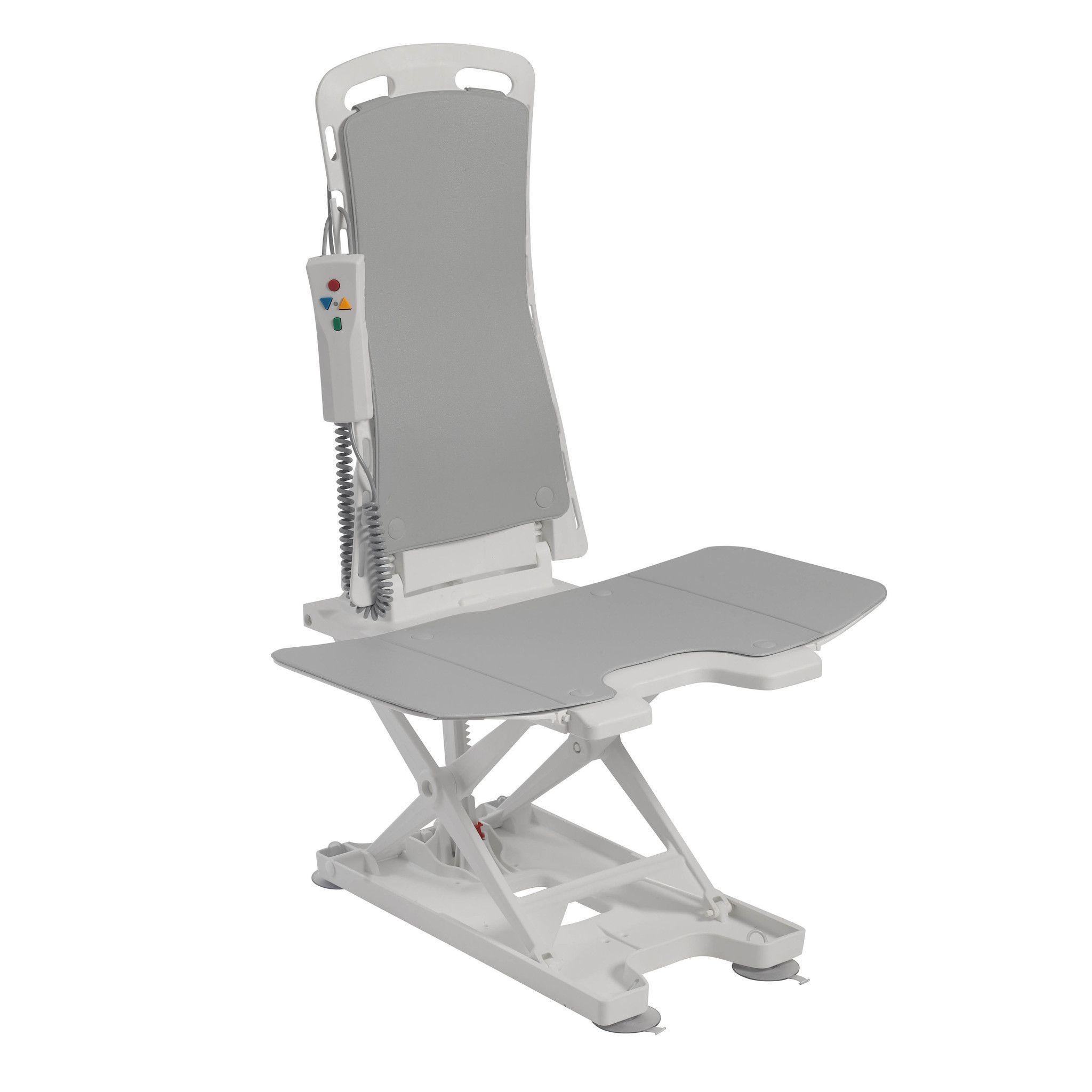 Bellavita Auto Bath Tub Chair Seat Lift | Tub chair, Bath tubs and Tubs