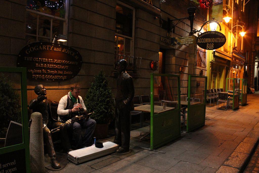 "In the Night Light, a solo musician serenades his ""friends""...."