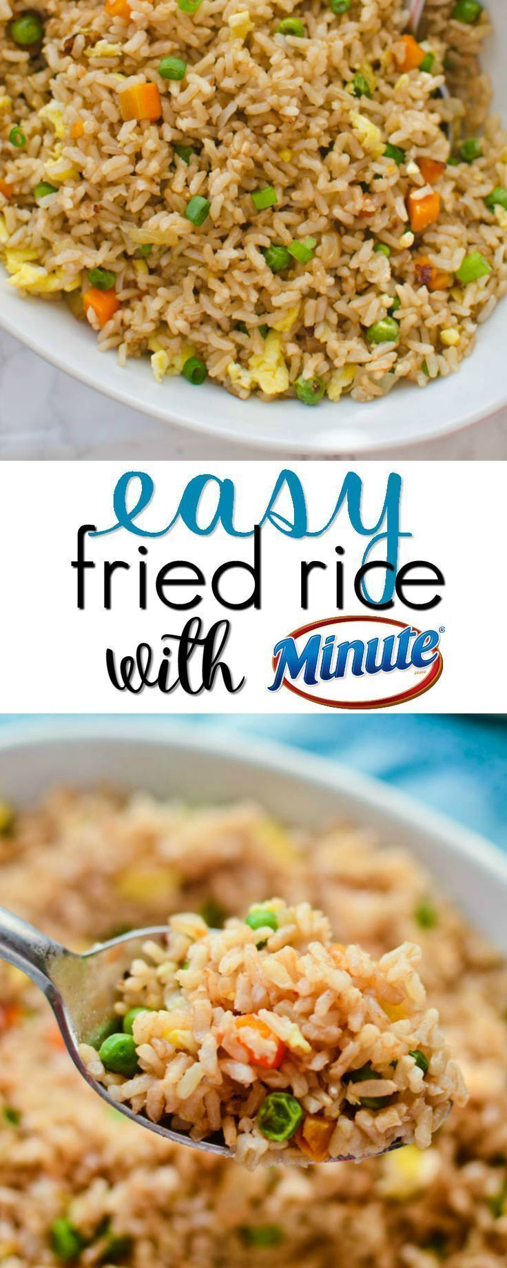 Easy Fried Rice Is A Quick And Easy Weeknight Dinner