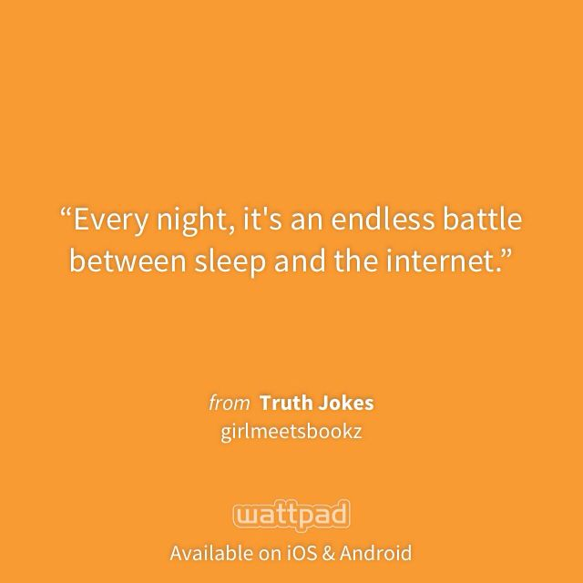 Every night, it's an endless battle between sleep and the Internet.