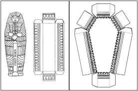 Resultado de imagem para how to make a sarcophagus