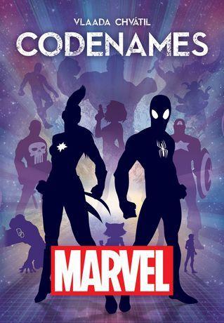 Usaopoly Codenames Marvel Multi Marvel Marvel Cards Card Games