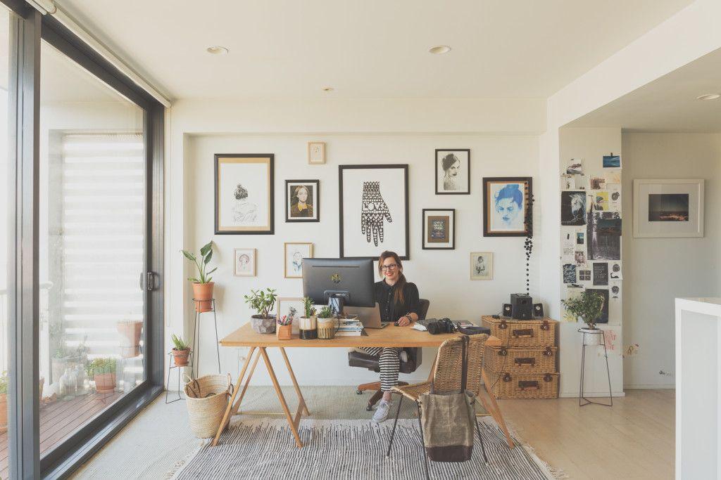 Apartment Of Studio Home's; Julia Atkinson // Auckland