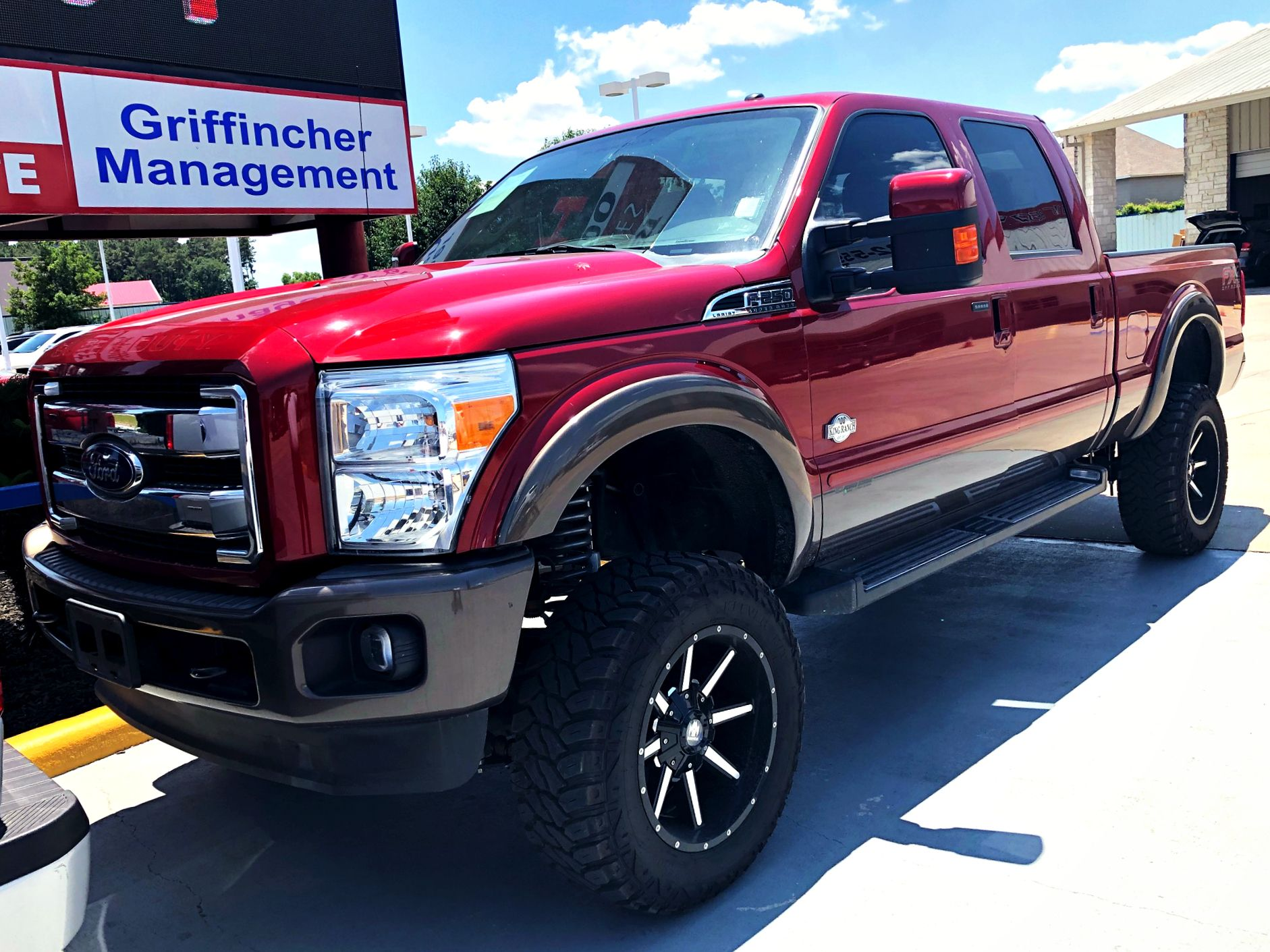 Come Test Drive Today 2015 Ford F 250 King Ranch For Sale At Fincher S Texas Best Located In Tomball Tx Call Now To Set Up A Te Ford Ford King Ranch F250
