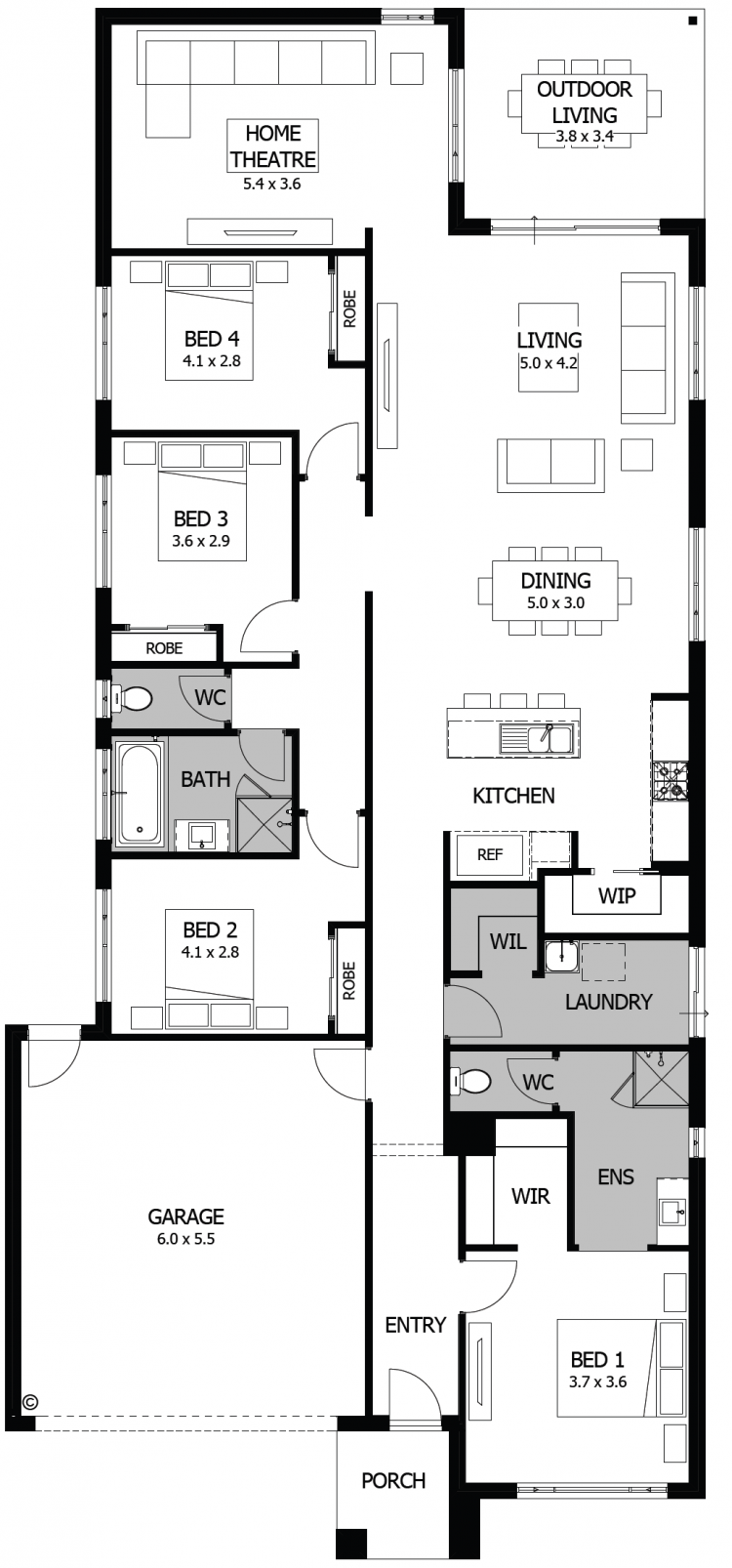 Monarch 26 Homebuyers Centre House Design Floor Plans Home Buying