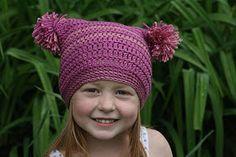 Vallieskids: Pretty In Pink sack square beanie