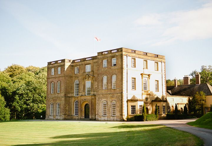 Halswell House Somerset Wedding Venue