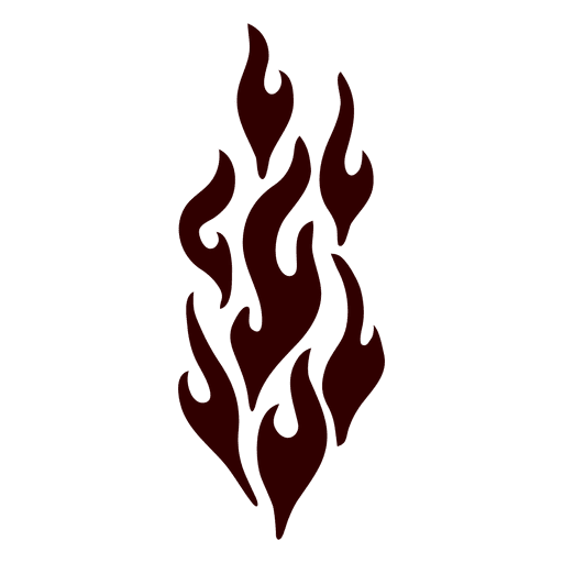 Fire Isolated Silhouette Ad Paid Sponsored Silhouette Isolated Fire Background Design Graphic Image Graphic Design
