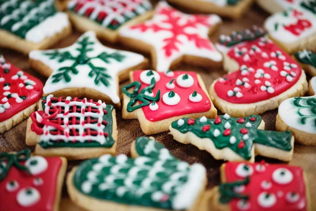 Short Bread Christmas Cookies Popular Canadian Christmas Traditions