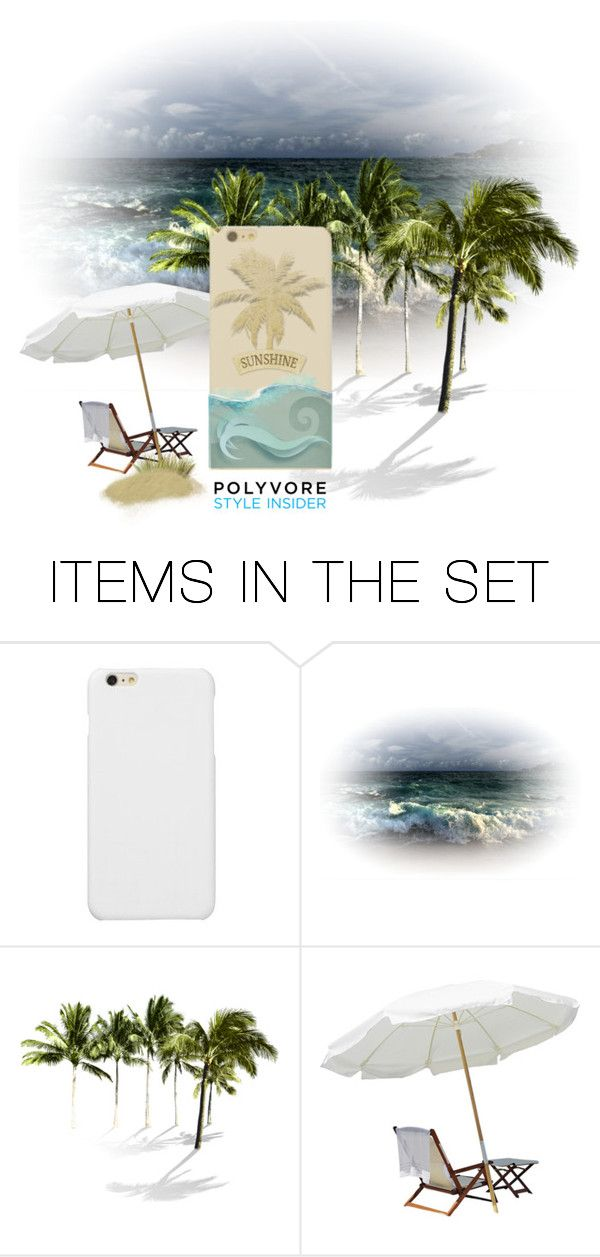 """#MySmartPhoneCase"" by musicfriend1 ❤ liked on Polyvore featuring art, tropical, contestentry, iphone6 and PVStyleInsiderContest"
