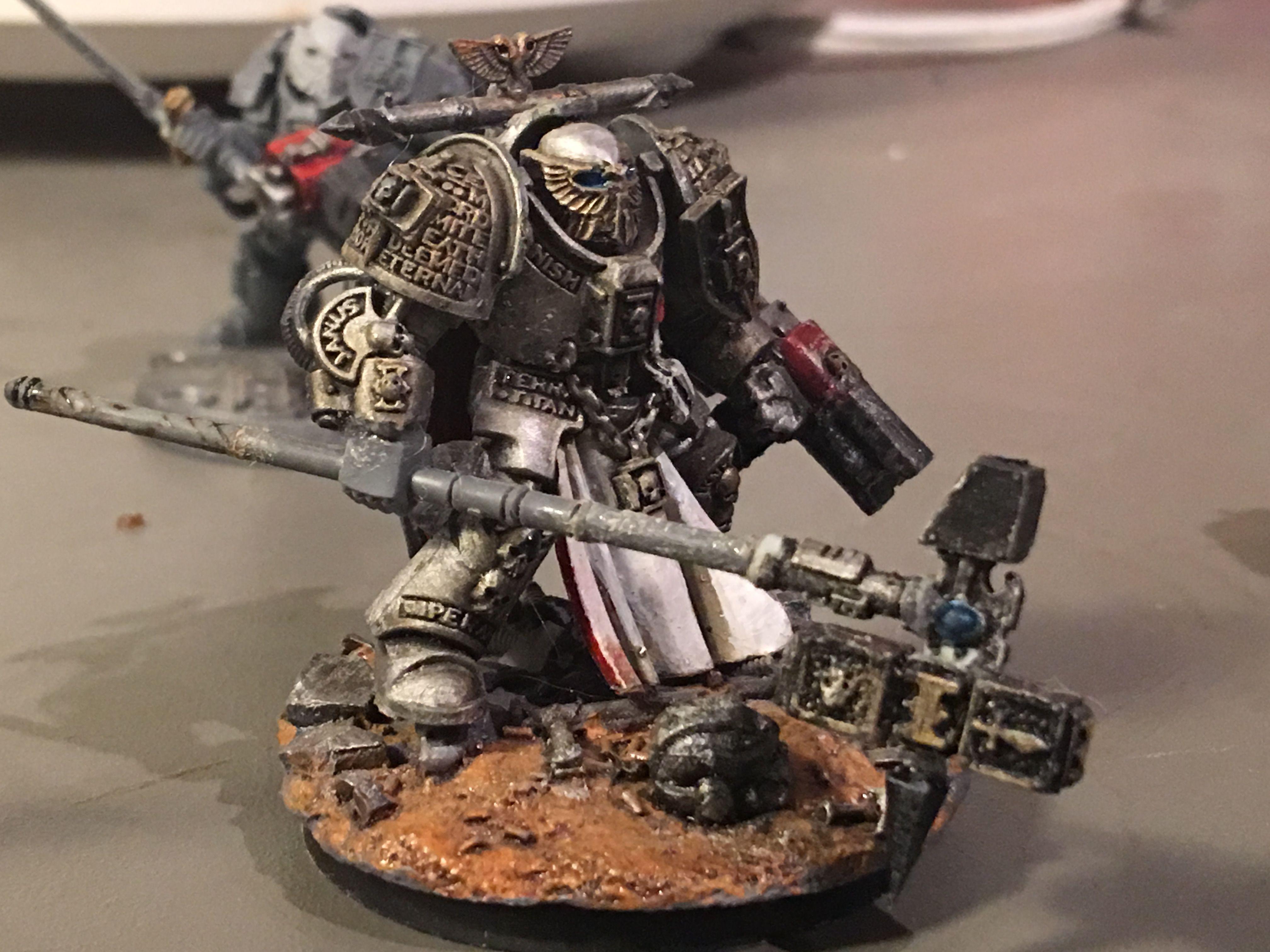 Warhammer 40K Space Marines Grey Knights Terminator Apothecary Parts