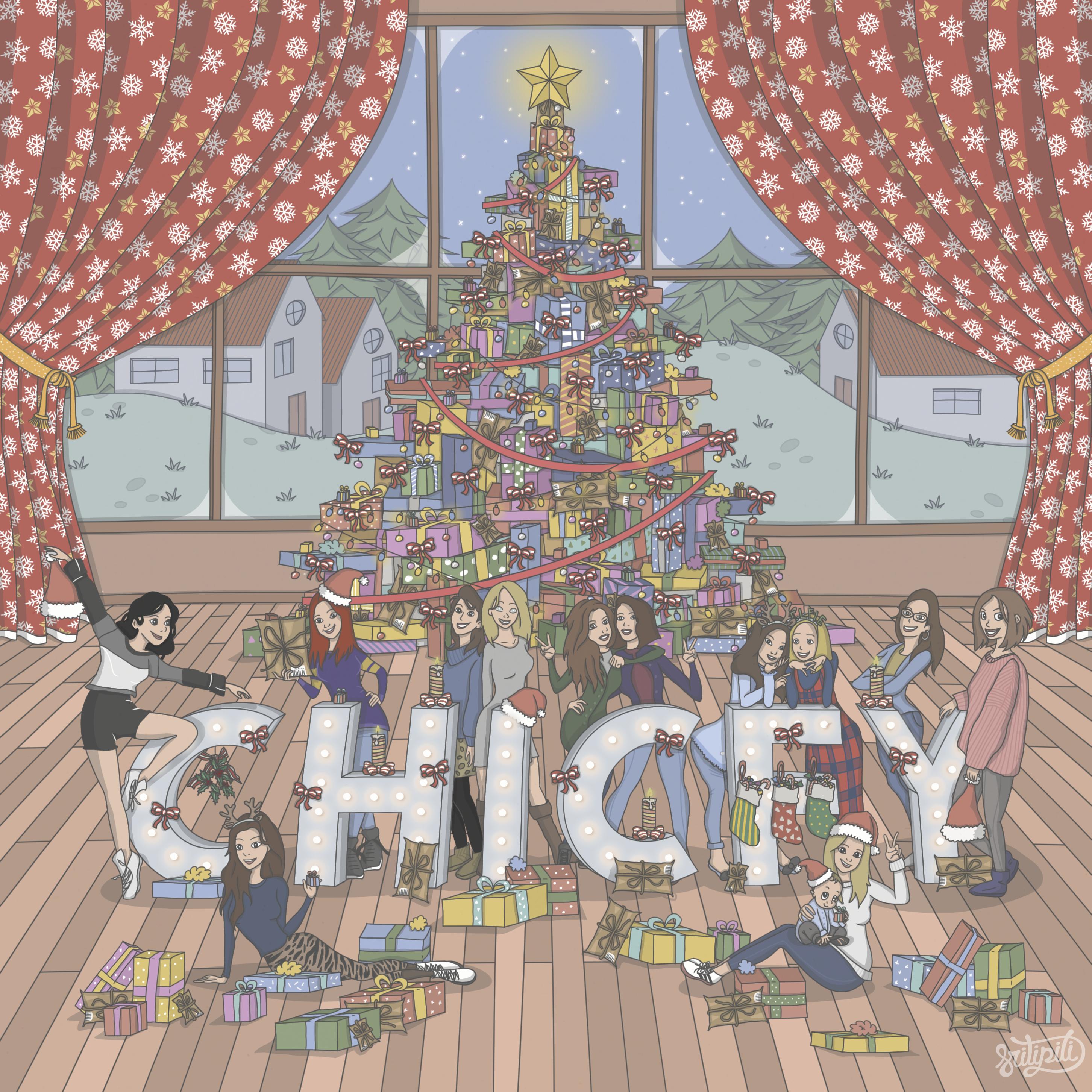 Christmas Chicfy 2018