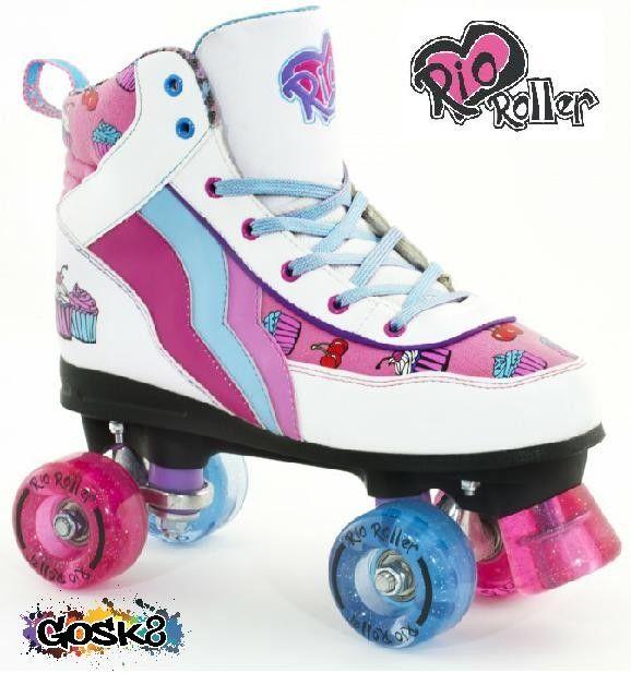 56d3279c56d Rio Roller Cupcake Limited Edition | Skates | Kids roller skates ...