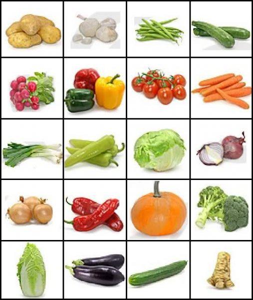 Groenten/Fruit Pakket - Van Eccelpoel