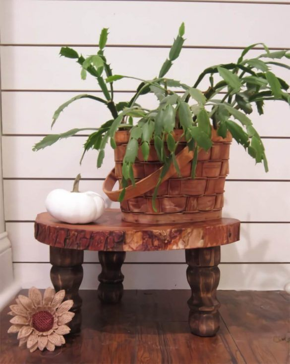 12 Elegant DIY Plant Stand Ideas and Inspiration  EnthusiastHome