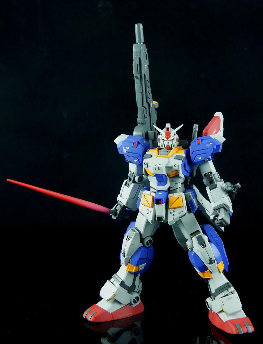 FA-78-3 Full Armor 7th Gundam