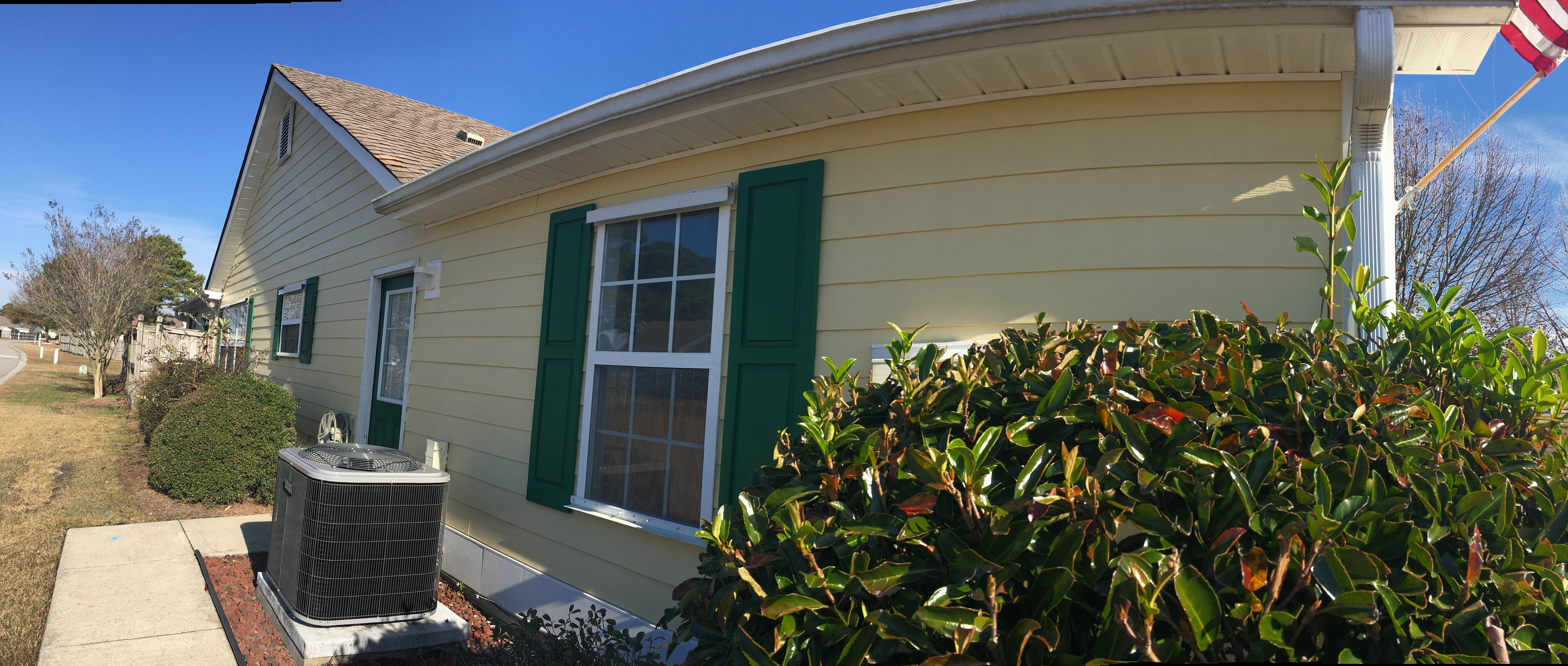 This Home Originally Had Masonite Siding That Had Cracks Throughout The Whole House We Replaced It With James Hardie Color Plus Masonite Siding Siding Roofing