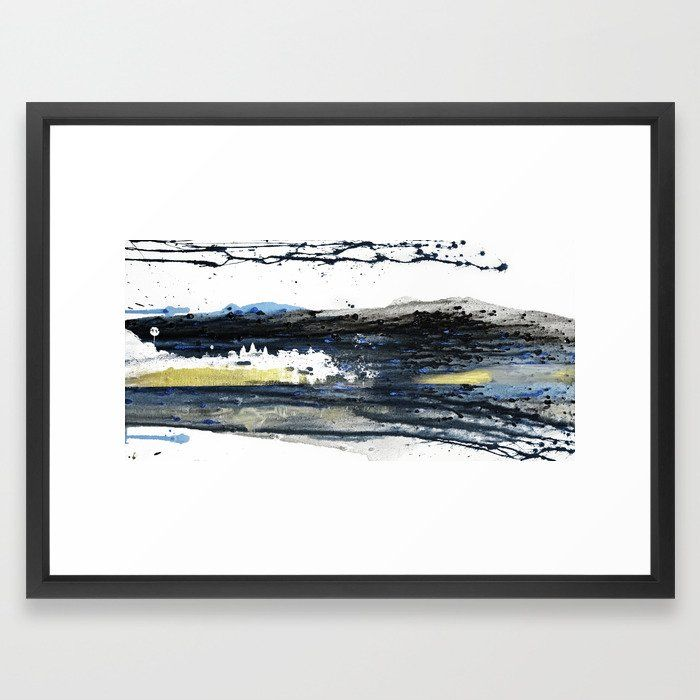 Abstract Angkor Framed Art Print