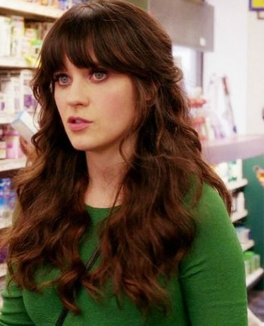 Friday Im In Love Fab Zooey Deschanel Hair Tutorial Zooey Deschanel Hair Hair Styles Long Hair Styles