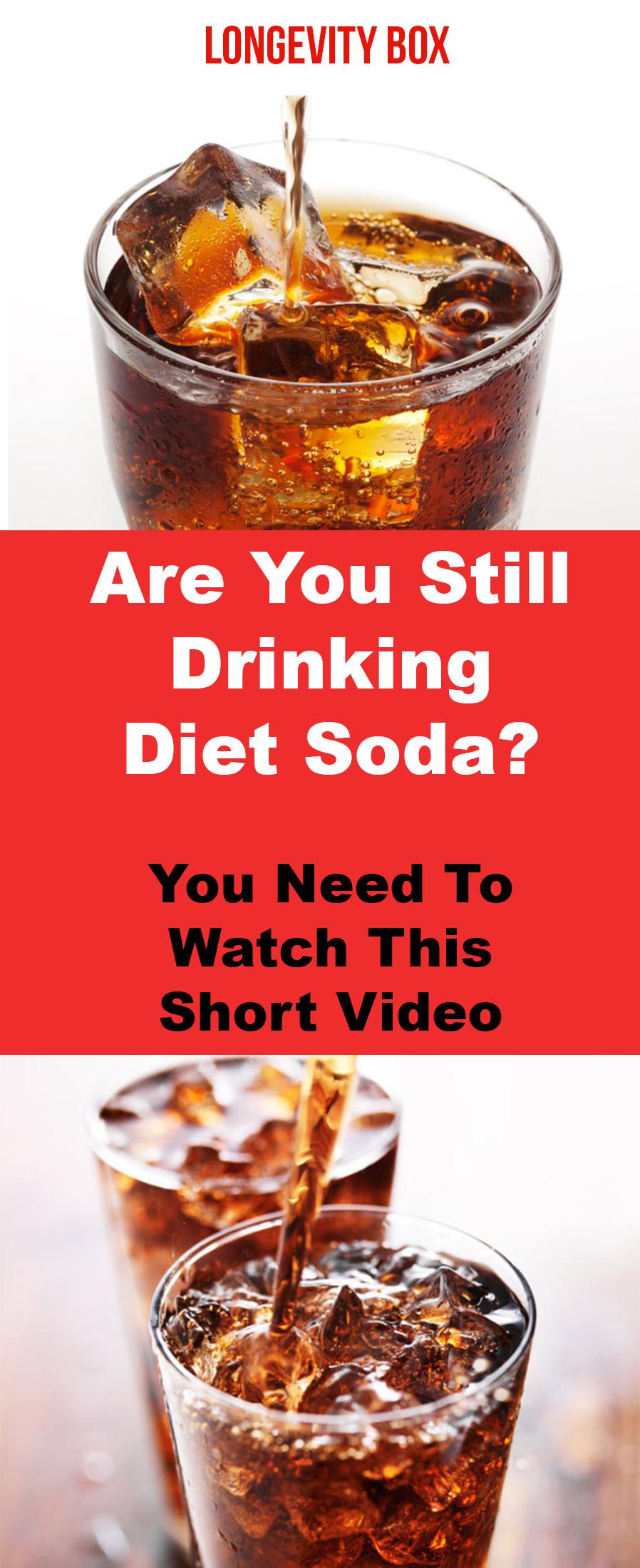 diet soda drinking still longevitybox need short