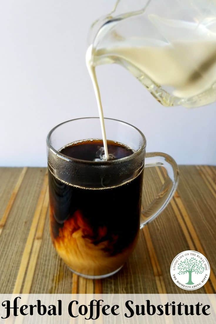 Photo of Herbal Coffee Substitute * The Homesteading Hippy
