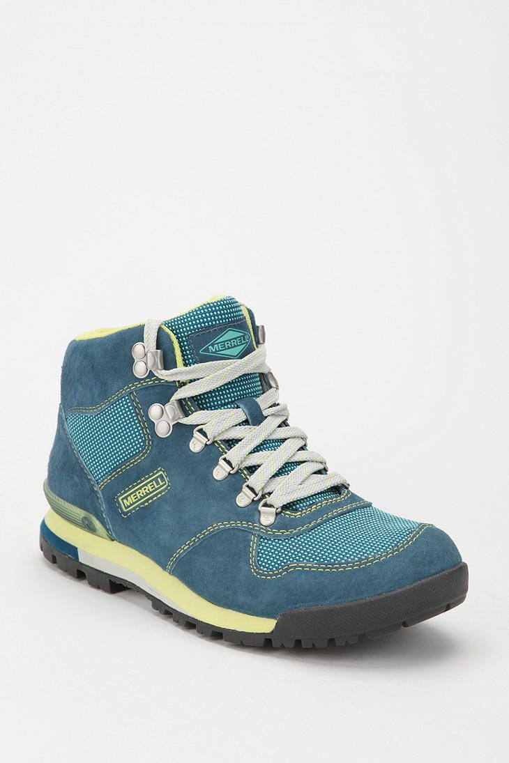 Merrell Retro Hiking Boot Wear It Hiking Boots Boots