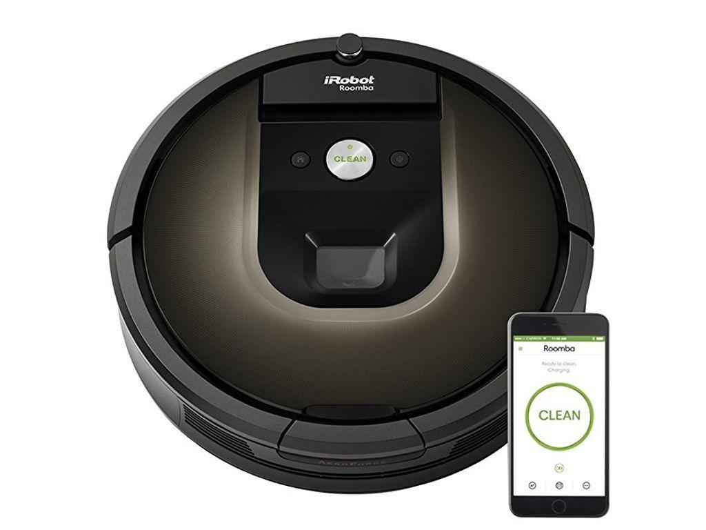 iRobot ROOMBA980 Robot Vacuum Cleaner Roomba vacuum