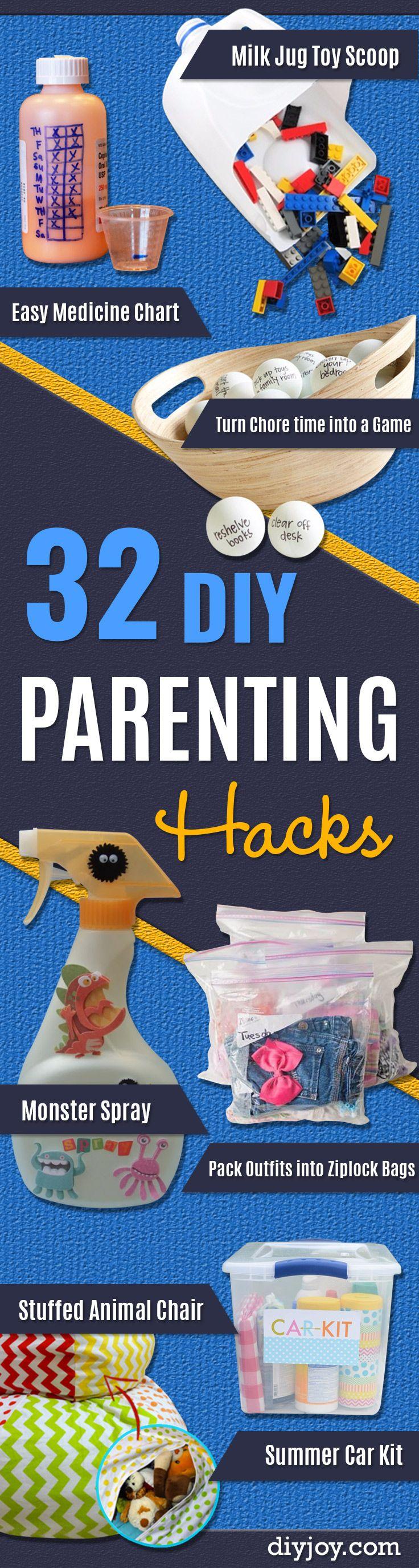 diy parenting hacks youull wish you knew of sooner parents