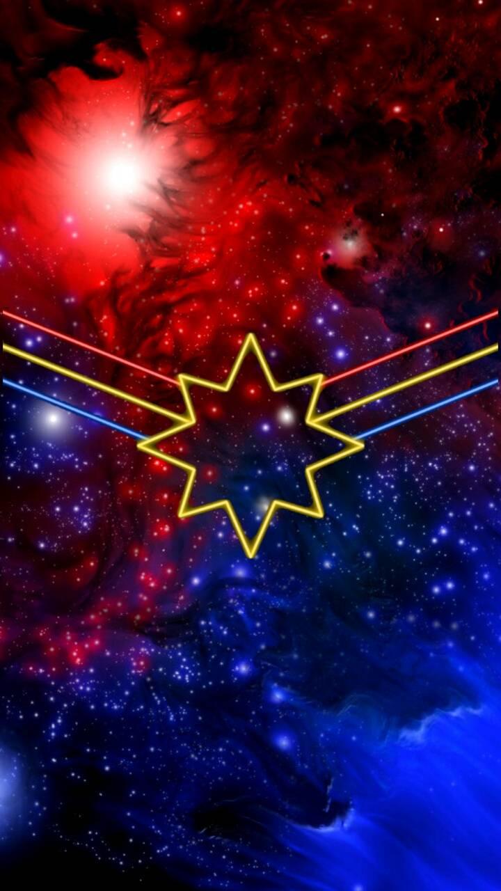 Captain Marvel Wallpaper By Raysgay 2020 Goruntuler Ile