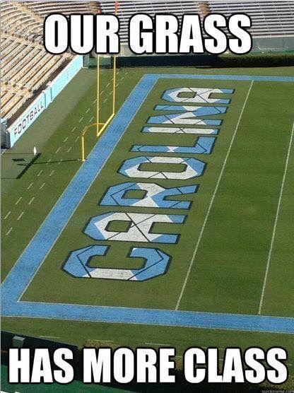Heel yeah it does Unc tarheels, Carolina football, North