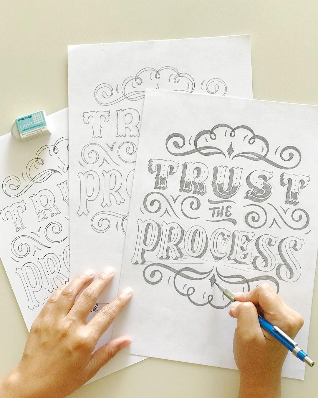 Hand lettering lettering pencil sketch hand lettering sketch hand lettering lettering pencil sketch hand lettering sketch by mye de leon altavistaventures Image collections