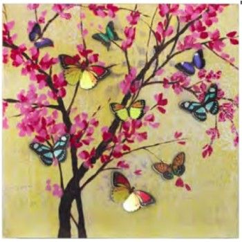 Butterfly Branch Metal Wall Art | Home - Decor | Pinterest | Animal ...