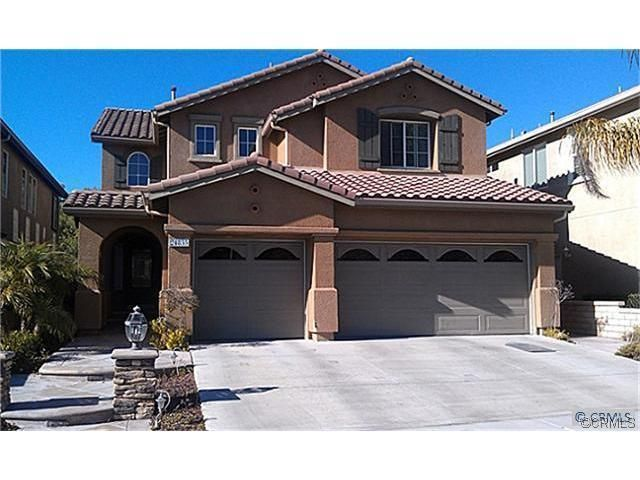 Tuscan style stucco light cinnamon tan trim dusty for Stucco garage