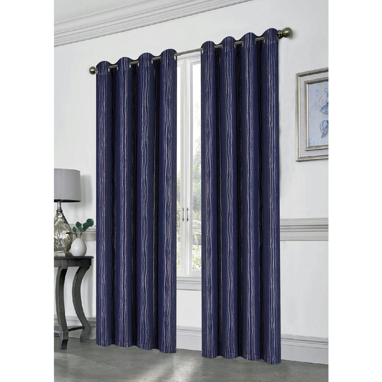 How Many Curtain Panels Do I Need Panel Curtains Curtains Blackout Curtains