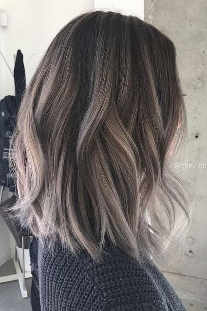 20 Trend Hair Colors for 2019 - Hair Colour Style #hairideas