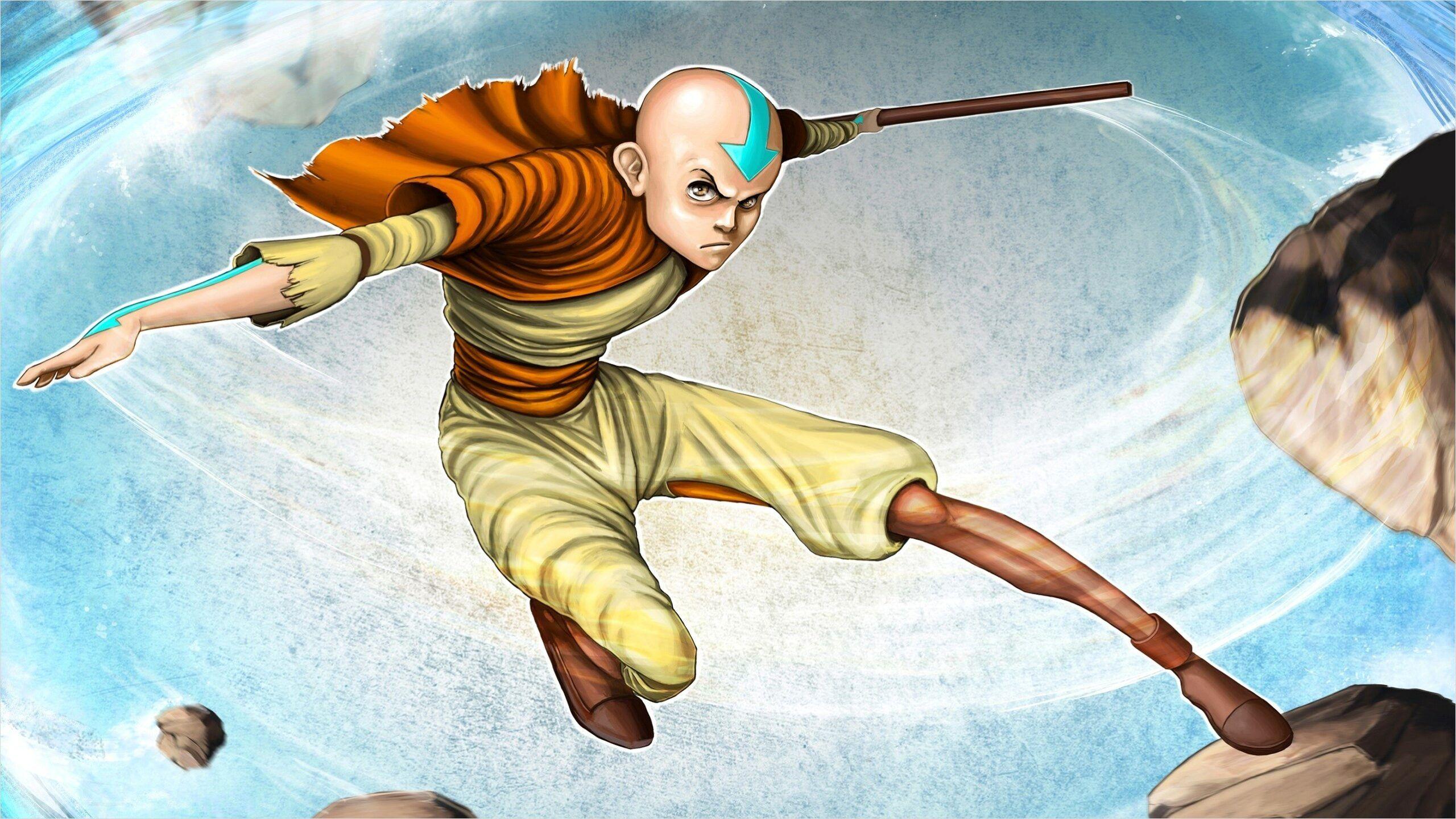 4k Avatar Last Airbender Wallpaper In 2020 Avatar The Last
