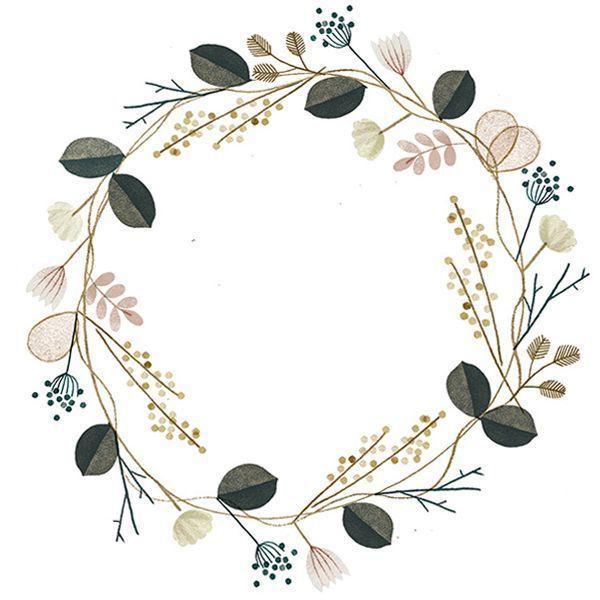 Photo of Flower crown illustration – Google 검색