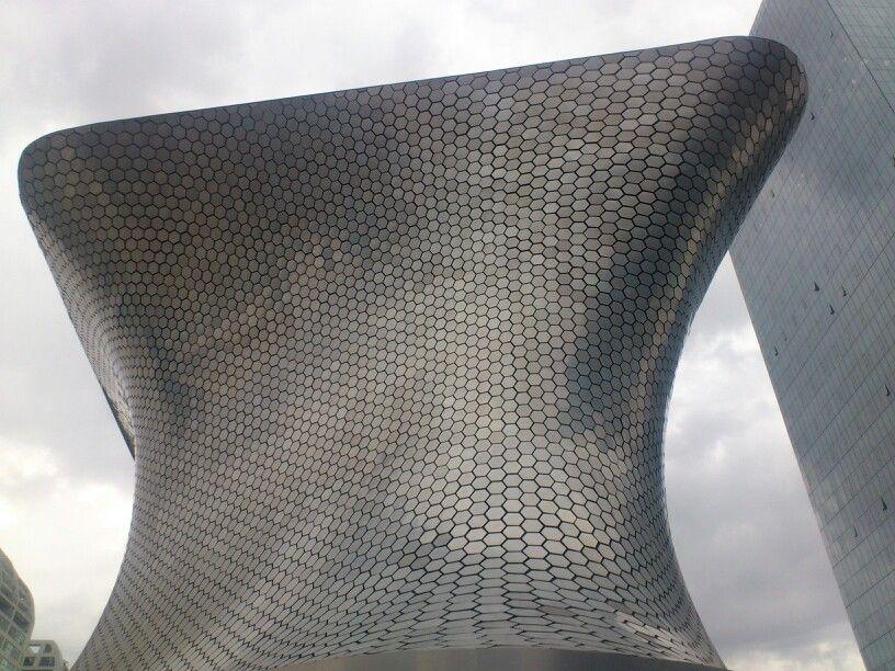 Museo Soumaya. (Ciudad de México / Distrito Federal).