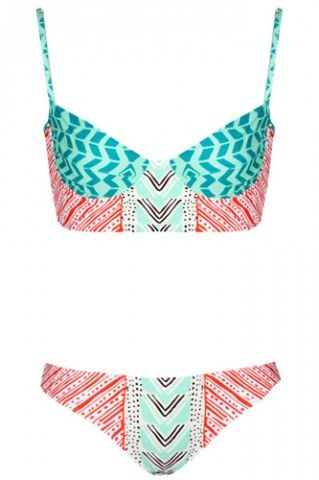 Bikinis - Cute Two-Piece Swimsuit Styles Summer 2013