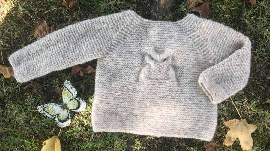 patrones gratis jersey de punto | tricô | Pinterest | Ganchillo para ...