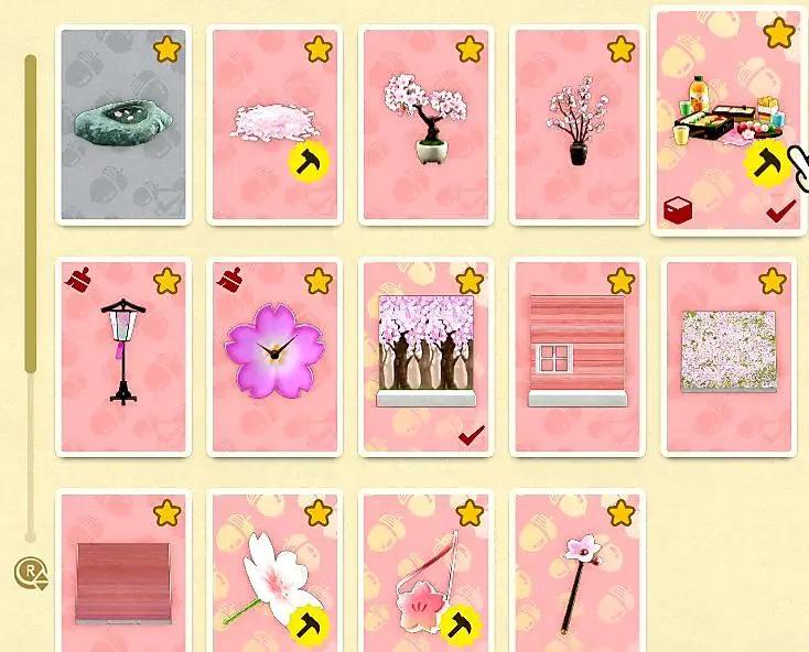 Animal Crossing New Horizons Cherry Blossom Recipes Animal Crossing Animal Crossing Wild World Animal Crossing Game