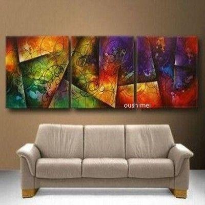 Cuadros para salas modernas precioso pintura oleo acrilico pinterest for Cuadros para salas pequenas