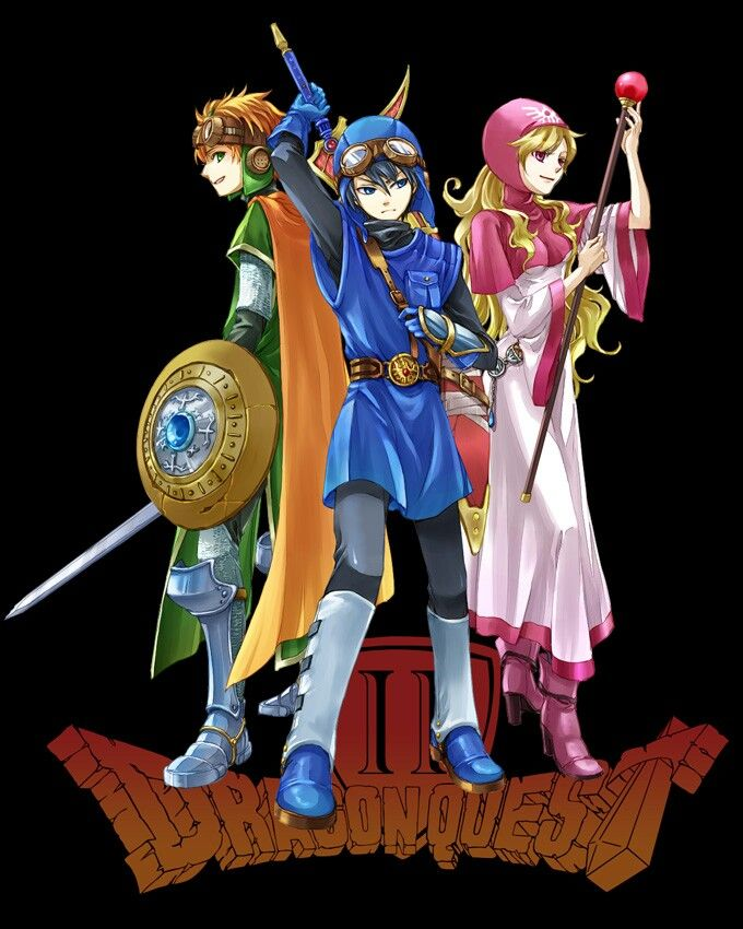 Prince of Lorasia, Prince of Cannock, and the Princess of Moonbrooke